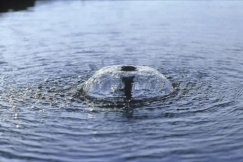 đài phun nước nổi ở Việt Nam