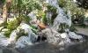 Trang trí nhà sân vườn với chất liệu nước
