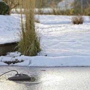 Thiết bị chống đóng băng hồ cá